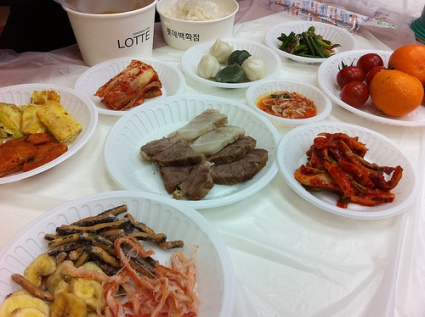 Image result for korean funeral food